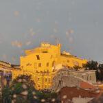 Rain, sun, memory